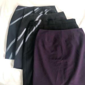 Vintage professional dress skirt bundle